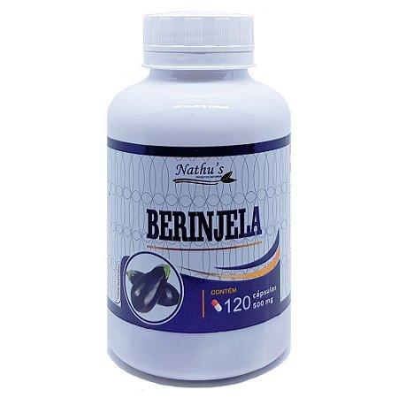 Berinjela - 120 Cápsulas