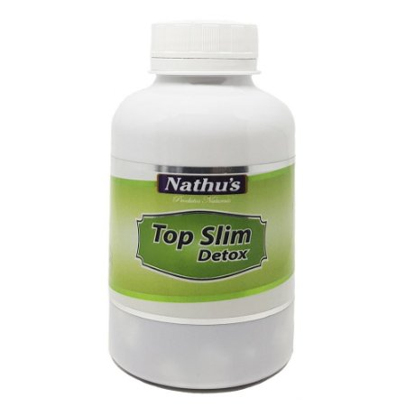 Top Slim Detox - 120 cápsulas