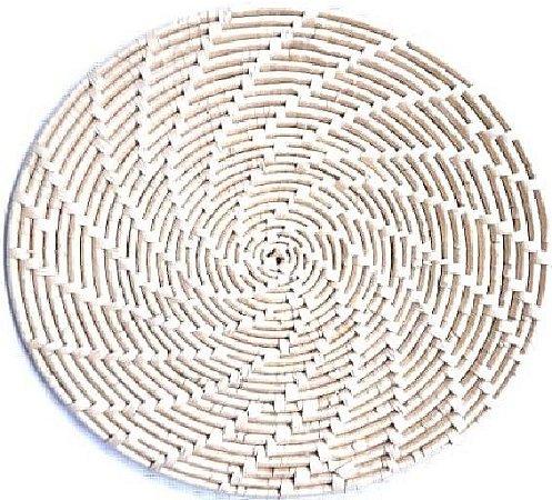 Suplar Palha de Carnaúba Mare Redondo 30cm