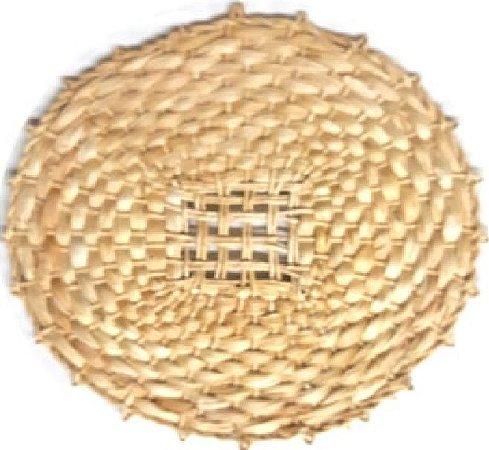 Suplar Palha de Milho Redondo 32cm