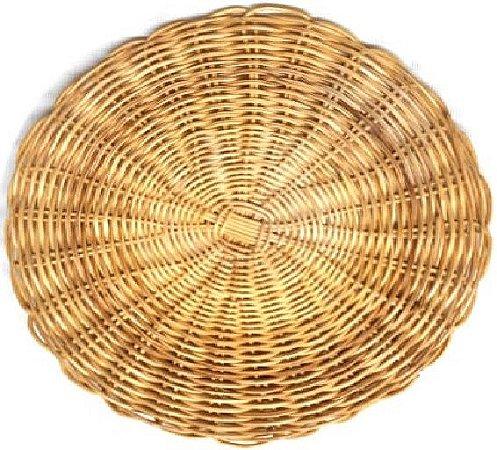 Suplar Cipo Redondo Natural 28cm