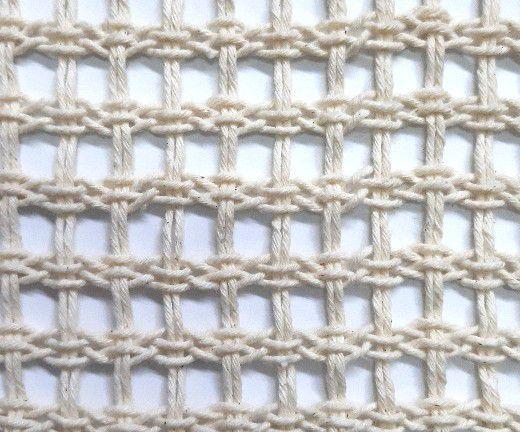 Crochê algodão