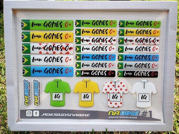 Cartela #1 - Tour De France