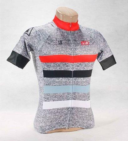 Camiseta Ciclista IJK (Personalize com suas iniciais)