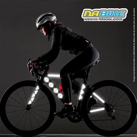 Adesivos Refletivos para Bike