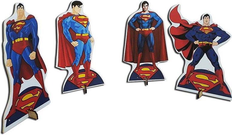Display de mesa Super homem - 8 unidades