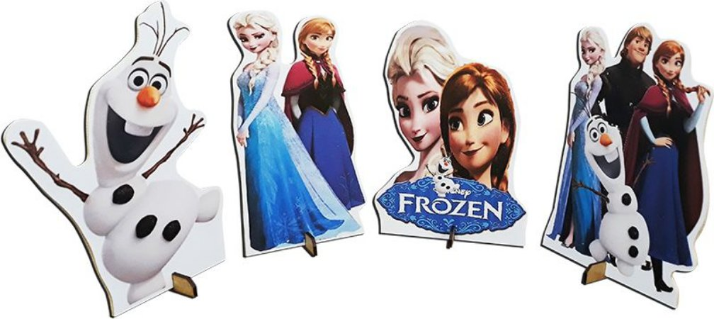 Display de mesa frozen
