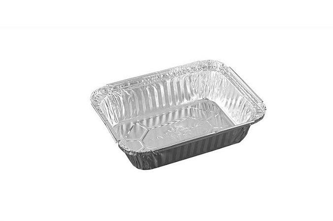 Marmitex aluminio - 1150 ml - caixa 100 unid
