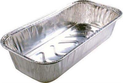 Forma para Bolo inglês alumínio 650 ml - 50 unidades