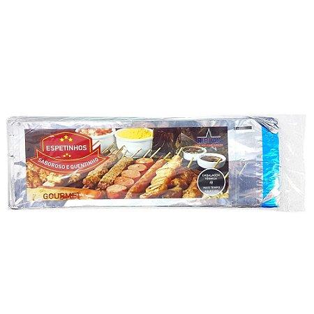 Embalagem termica para churrasco  (13X37) C/100