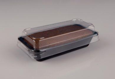 Forneável bolo ingles com tampa G 220 - 10 unidades
