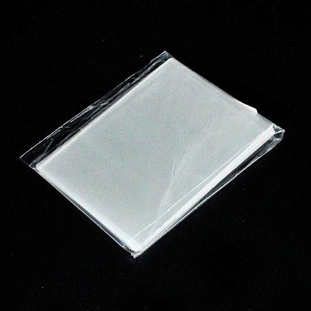 Saco transparente 8x11 cm  100 unidades