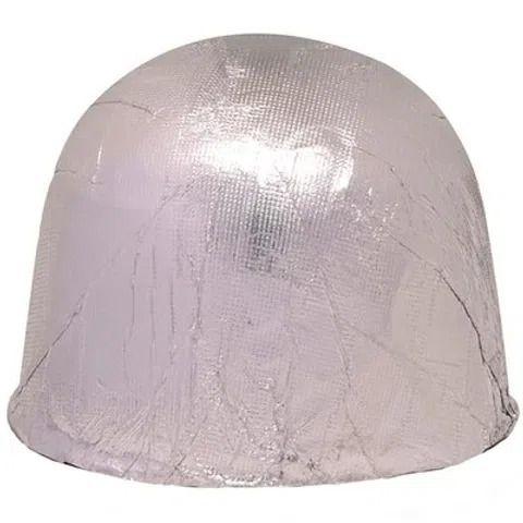 Papel chumbo prata 50cm x 30 m