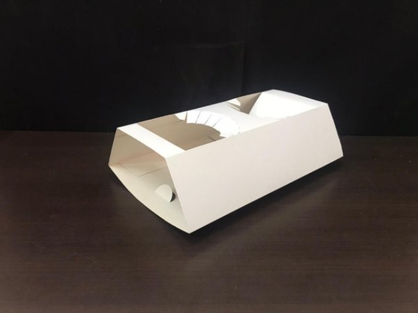 suporte para copo - 02 cavidades - 100 unidades
