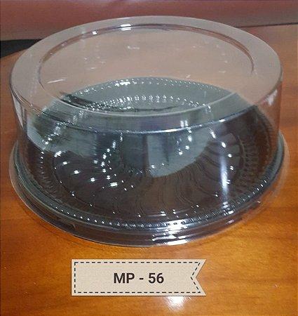 Embalagem para bolo lisa media  MP56 - 10 unidades