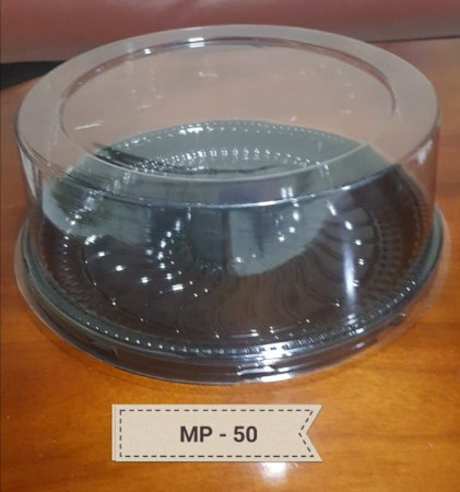 Embalagem para bolo lisa media  MP 50 - 10 unidades