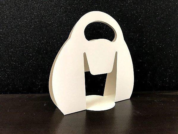 Caixa para caneca modelo Alça - sublimação  - 50 unidades