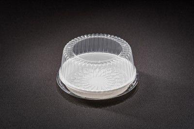 Embalagem alta para bolo ou torta  - H 32 - 10 unidades