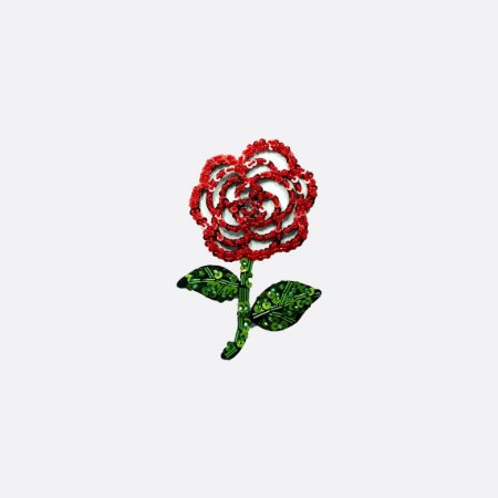Aplicação Red Flower (G253)