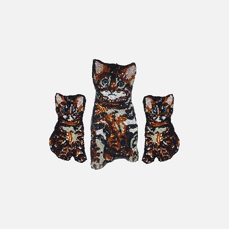 Aplicação Three cats (G267)
