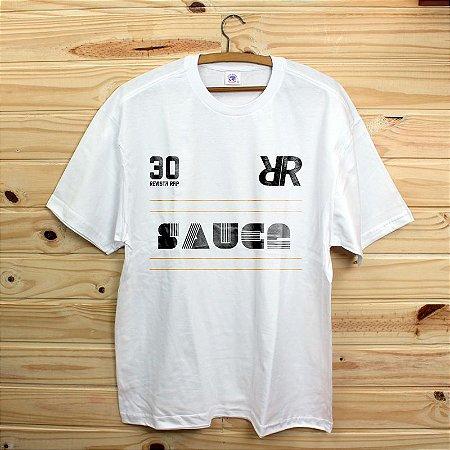 Camiseta Revista Rap Clothing - Sauce