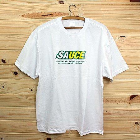 Camiseta Revista Rap Clothing - Sauce Sub