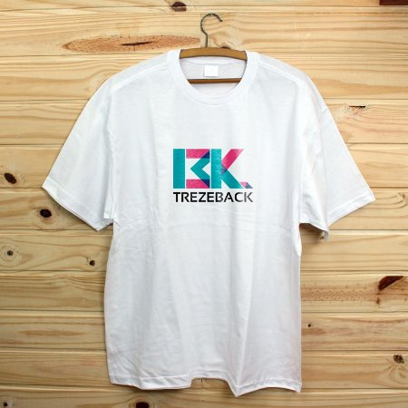Camiseta Revista Rap Clothing - Trezeback