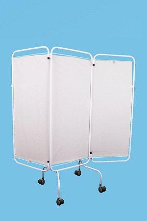 Biombo de Tecido (3 partes) 1,80 x 1,75 - Esquadriplast