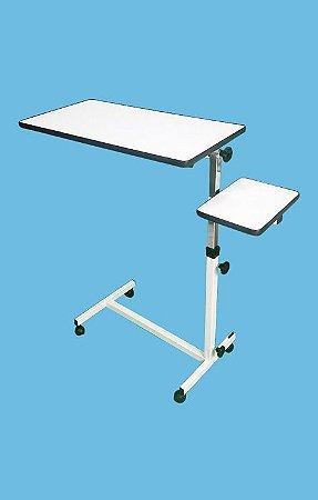 Mesa auxiliar articulada para Refeição - Med. 68x36x75 Esquadriplast