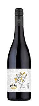 Vinho Tinto Italiano Pian e Fa Presto Primitivo Salento IGT 2019 750ml