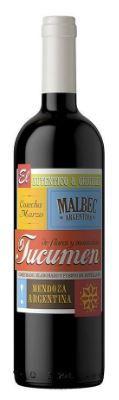 Vinho Tinto Argentino Tucumen - Malbec 2019 750mL