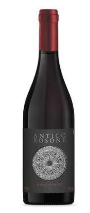 VINHO TINTO ITALIANO ANTICO ROSONE – SANGIOVESE- RUBICONE IGT – 2020- 750ML