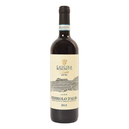 Vinho Tinto Italiano Cascina Boschetti Gomba Nebbiolo D´Alba 750ml