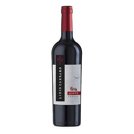 Vinho Tinto Brasileiro Lidio Carraro Agnus Tannat 750ml