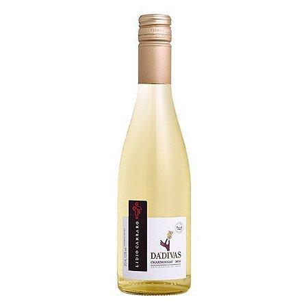 Vinho Branco Brasileiro Lidio Carraro Dádivas Chardonnay Meia Garrafa 375 Ml