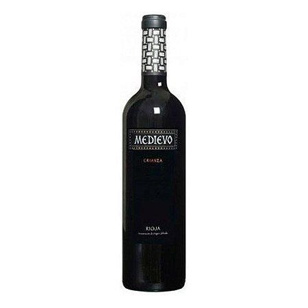 Vinho Tinto Espanhol Medievo Crianza 750ml