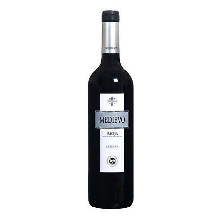 Vinho Medievo Reserva 750ml Tinto Espanhol