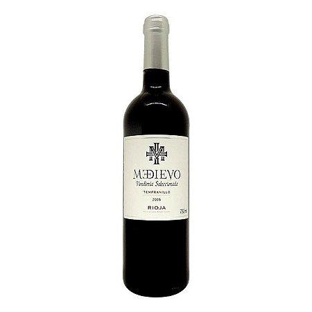 Vinho Tinto Espanhol Medievo Vendimia Seleccionada Tempranillo 750ml