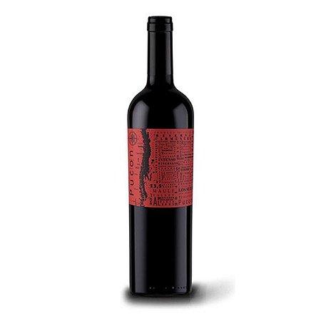 Vinho Tinto Chileno Pucon Reserva Carménère 750ml