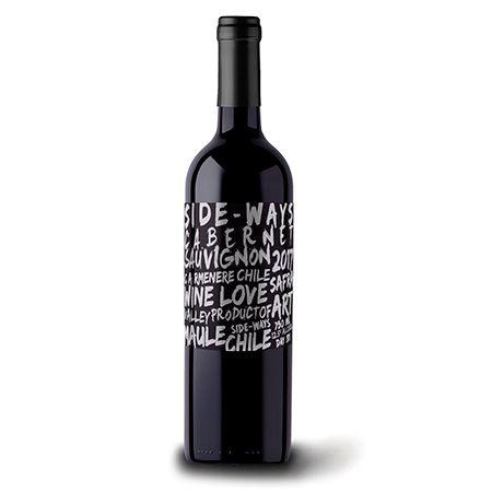 Vinho Tinto Chileno SideWay Cabernet Sauvignon E Carmènére 750ml