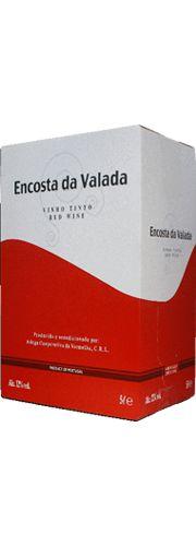 Vinho Tinto Português Encosta Da Valada - Box 5L