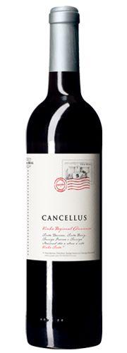 Vinho Tinto Português Cancellus Regional 750ml