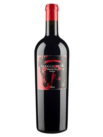 Vinho Tinto Chileno Caballo Loco Grand Cru Maipo Andes - Cab. Sauvignon Cab. Franc 750ml