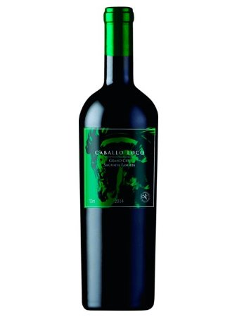Vinho Tinto Chileno Caballo Loco Grand Cru Sagrada Familia - Cab Sauvignon Carmenere Malbec 750ml