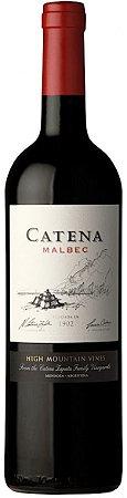 Vinho Tinto Argentino Catena Malbec 2016 750ml