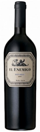 Vinho Tinto Argentino El Enemigo Bonarda 2015 750ml