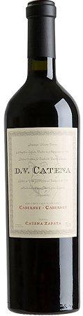 Vinho DV Catena Cabernet Cabernet 2014 750ml Tinto Argentino