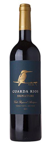 Vinho Tinto Português Guarda Rios Signature Tinto 750ml