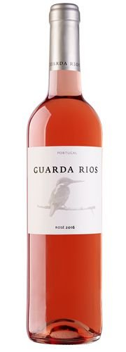 Vinho Rosé Português Guarda Rios IGP 750ml