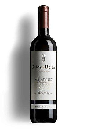 Vinho Altos de Belén DO La Mancha 750ml Tinto Espanhol